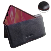 10% OFF + FREE SHIPPING, Buy the BEST PDair Handcrafted Premium Protective Carrying Huawei Y7 Prime Leather Wallet Pouch Case (Red Stitch). Exquisitely designed engineered for Huawei Y7 Prime.