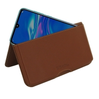 10% OFF + FREE SHIPPING, Buy the BEST PDair Handcrafted Premium Protective Carrying Huawei Y7 Pro Leather Wallet Pouch Case (Brown). Exquisitely designed engineered for Huawei Y7 Pro.