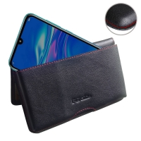 10% OFF + FREE SHIPPING, Buy the BEST PDair Handcrafted Premium Protective Carrying Huawei Y7 Pro Leather Wallet Pouch Case (Red Stitch). Exquisitely designed engineered for Huawei Y7 Pro.