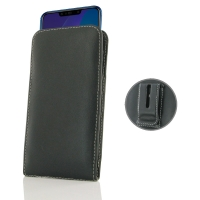 10% OFF + FREE SHIPPING, Buy the BEST PDair Handcrafted Premium Protective Carrying Huawei Y9 Pouch Case with Belt Clip. Exquisitely designed engineered for Huawei Y9.