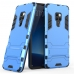 Huawei Mate 20 Pro Tough Armor Protective Case (Blue) custom degsined carrying case by PDair
