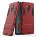 Huawei Mate 20 X Tough Armor Protective Case (Red) custom degsined carrying case by PDair