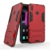 Huawei Honor 8X Tough Armor Protective Case (Red) custom degsined carrying case by PDair