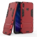 Huawei Enjoy 9 Plus Tough Armor Protective Case (Red) custom degsined carrying case by PDair