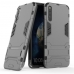 Huawei Honor Magic 2 Tough Armor Protective Case (Grey) custom degsined carrying case by PDair