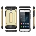 Huawei P9 Hybrid Dual Layer Tough Armor Case (Black) custom degsined carrying case by PDair