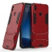 Huawei Honor 8C Tough Armor Protective Case (Red) custom degsined carrying case by PDair