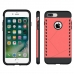 iPhone 7 Plus Hybrid Combo Aegis Armor Case Cover (Pink) protective carrying case by PDair