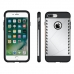 iPhone 7 Plus Hybrid Combo Aegis Armor Case Cover Silver protective carrying case by PDair