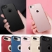 iPhone 8 Plus Ultra Slim Shockproof Premium Matte Finish Hard Case custom degsined carrying case by PDair