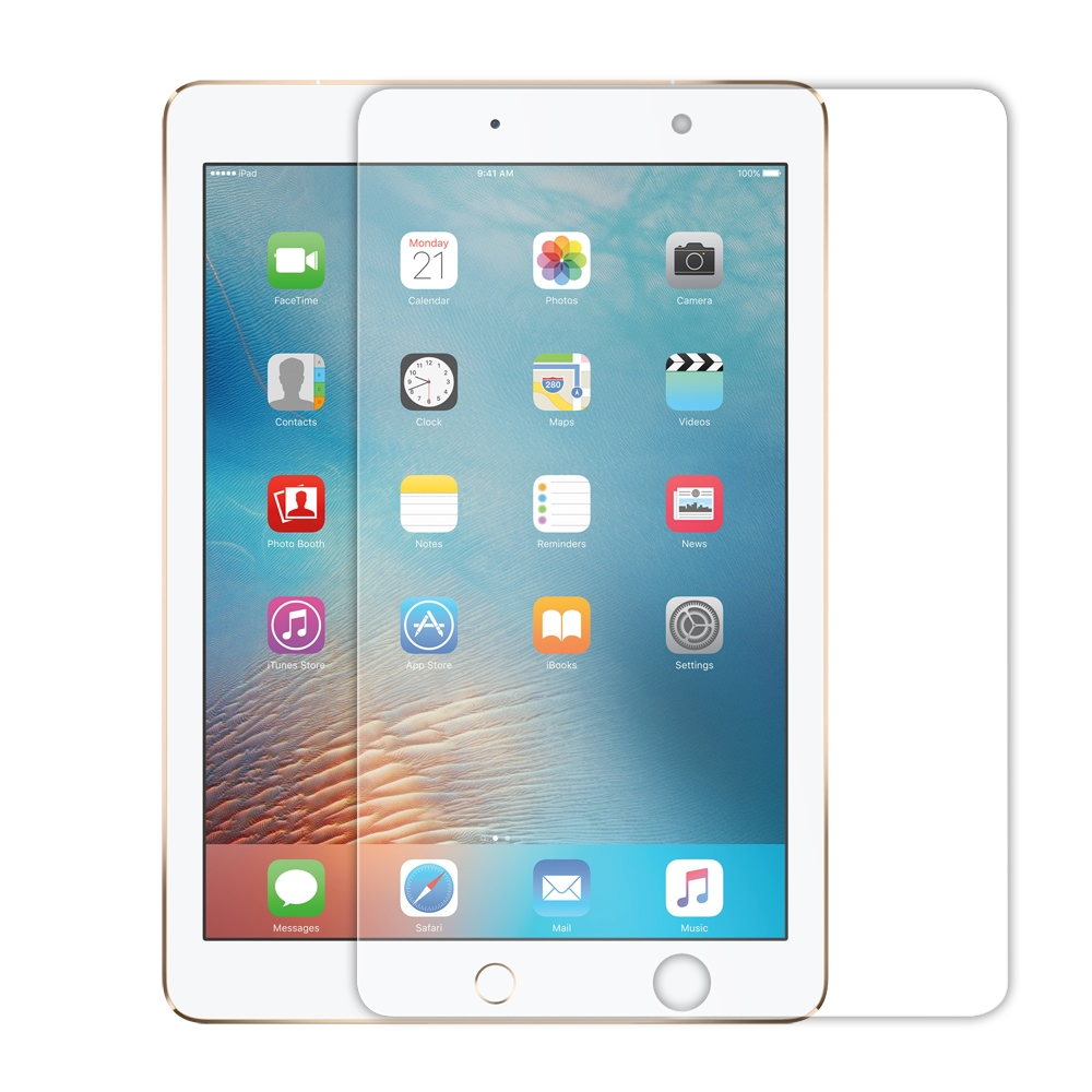 """Premium Real Tempered Glass Film Screen Protector for Apple iPad Pro 9.7/"""""""