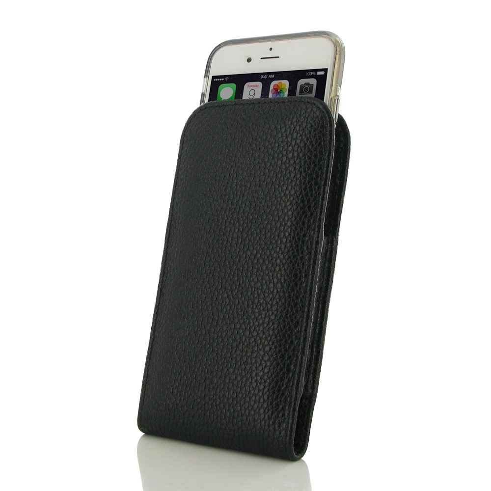 10% OFF + FREE SHIPPING, Buy Best PDair Quality Handmade Protective iPhone 6 | iPhone 6s (in Slim Cover) Pouch Case (Black Stitching) online. You also can go to the customizer to create your own stylish leather case if looking for additional colors, patte