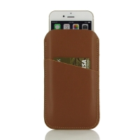 10% OFF + FREE SHIPPING, Buy Best PDair Quality Handmade Protective iPhone 6 | iPhone 6s Genuine Leather Card Holder Case (Brown) online. Pouch Sleeve Wallet You also can go to the customizer to create your own stylish leather case if looking for addition