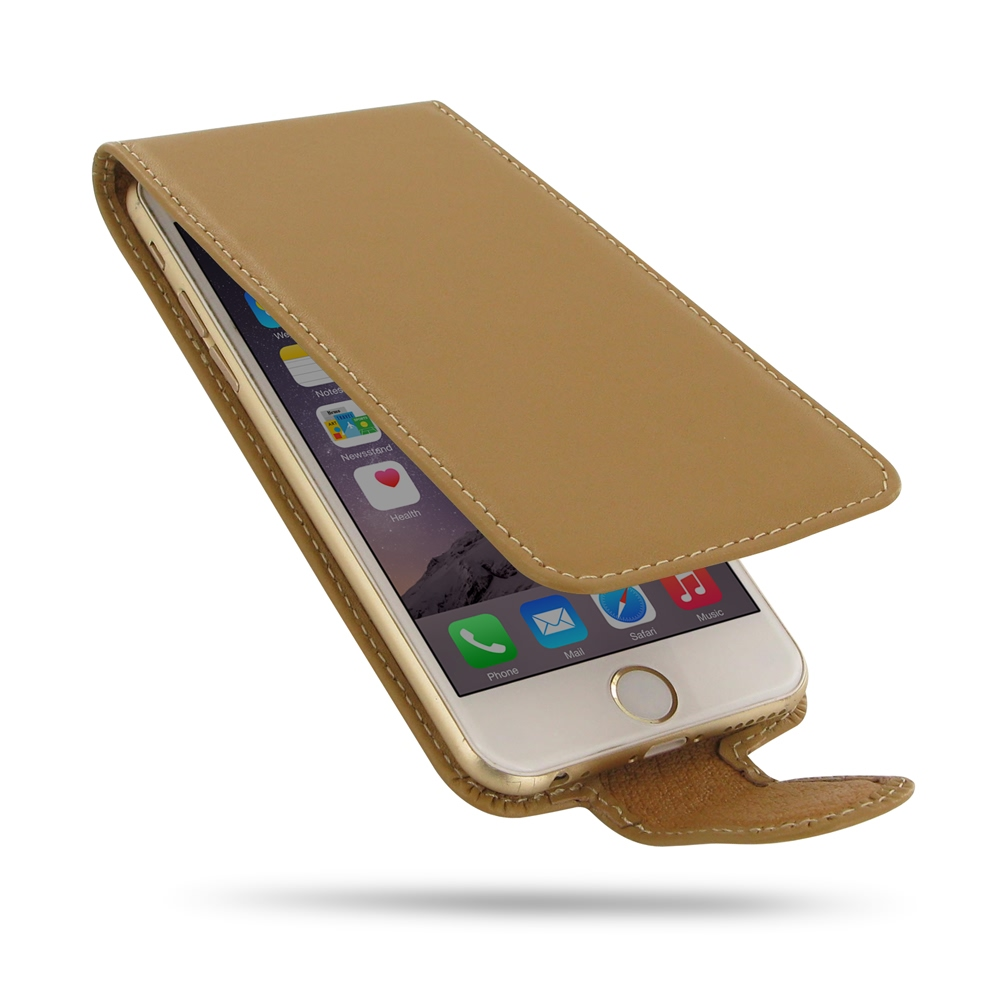 10% OFF + FREE SHIPPING, Buy Best PDair Quality Handmade Protective iPhone 6 | iPhone 6s Genuine Leather Flip Carry Case (Brown) online. Pouch Sleeve Wallet You also can go to the customizer to create your own stylish leather case if looking for additiona