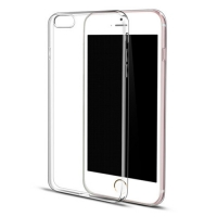 iPhone 6s 6 Plus SE 5s 5 Ultra Thin Soft Clear Case Back Cover (Transparent)