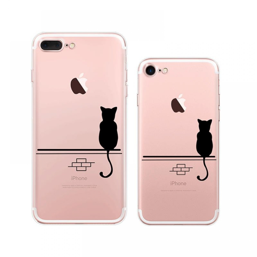 cover iphone 7 plus cats