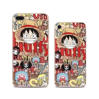 10% OFF + FREE SHIPPING, Buy Best PDair Top Quality iPhone Pattern Printed Soft Clear Case (One Piece Luffy) which is available for iPhone 8, iPhone 8 plus,iPhone 7, iPhone 7 plus. You also can go to the customizer to create your own stylish leather case