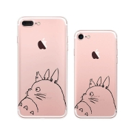 10% OFF + FREE SHIPPING, Buy Best PDair Top Quality iPhone Pattern Printed Soft Clear Case (Totoro) which is available for iPhone 8, iPhone 8 plus,iPhone 7, iPhone 7 plus. You also can go to the customizer to create your own stylish leather case if lookin