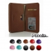 10% OFF + FREE SHIPPING, Buy PDair Handmade Protective iPhone 7 Genuine Leather Wallet Sleeve Case (Brown Pebble Genuine Leather) online You also can go to the customizer to create your own stylish leather case if looking for additional colors, patterns a