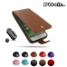 10% OFF + FREE SHIPPING, Buy Best PDair Quality Handmade Protective iPhone 7 Plus Genuine Leather Flip Wallet Case (Brown) online. Pouch Sleeve Holster Wallet You also can go to the customizer to create your own stylish leather case if looking for additio