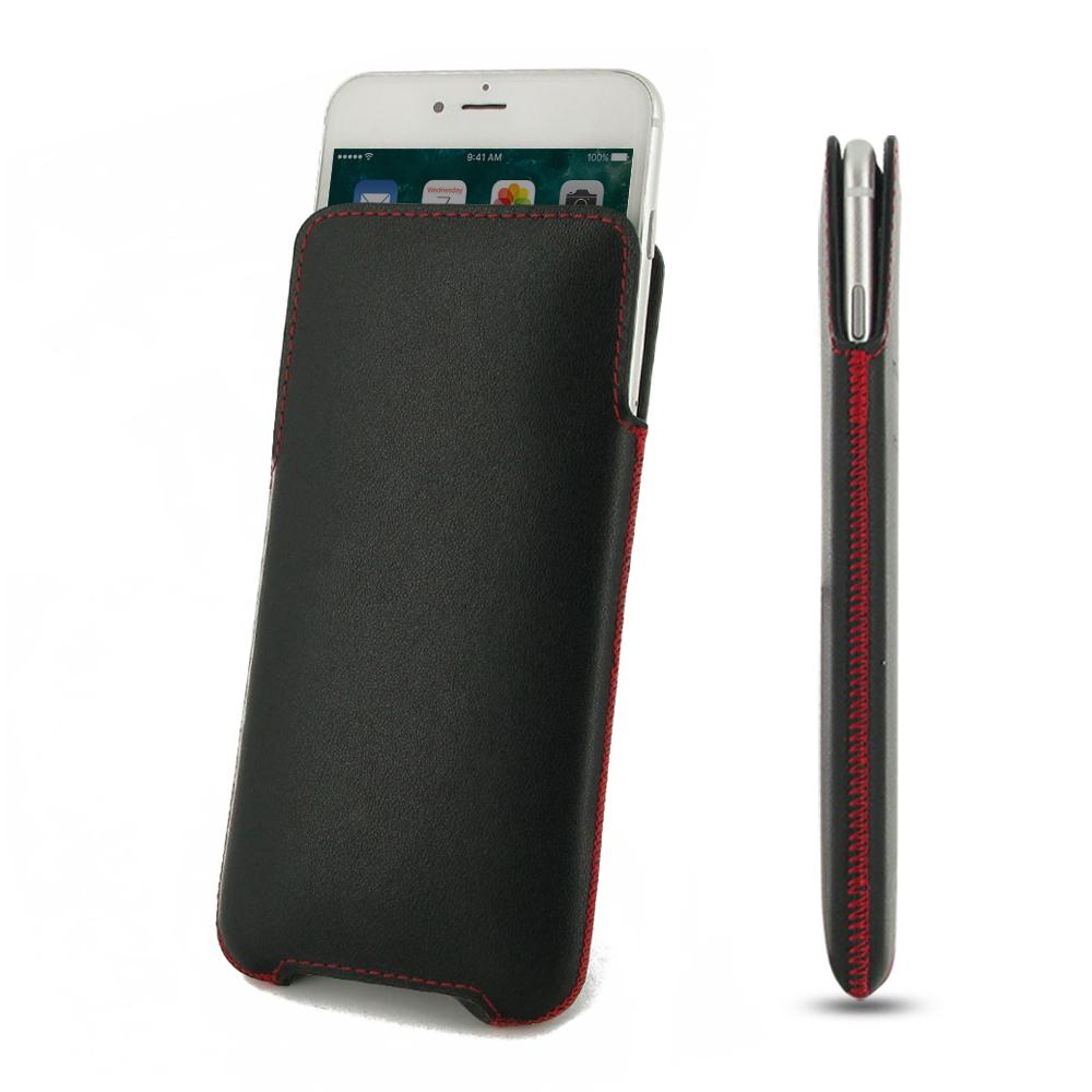 Belt pouch for flip phone