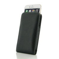 iPhone 7 Plus Leather Sleeve Pouch Case PDair Premium Hadmade Genuine Leather Protective Case Sleeve Wallet