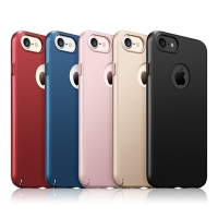 iPhone 7 Plus Ultra Slim Shockproof Premium Matte Finish Hard Case:: PDair