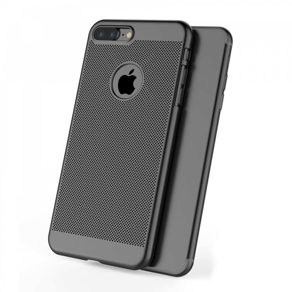 10% OFF + FREE SHIPPING, Buy Best PDair iPhone 7 Plus Ultra Slim Shockproof Premium Matte Finish Mesh Hard Case (Black) online. Designed for iPhone 7 Plus. You also can go to the customizer to create your own stylish leather case if looking for additional