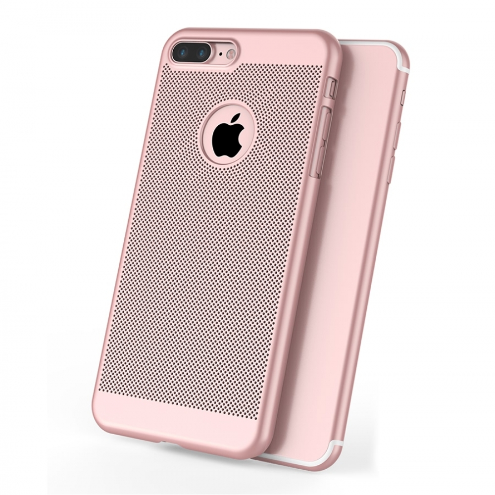 10% OFF + FREE SHIPPING, Buy Best Top Quality PDair iPhone 7 Plus Ultra Slim Shockproof Premium Matte Finish Mesh Hard Case (Rose Gold) online. You also can go to the customizer to create your own stylish leather case if looking for additional colors, pat