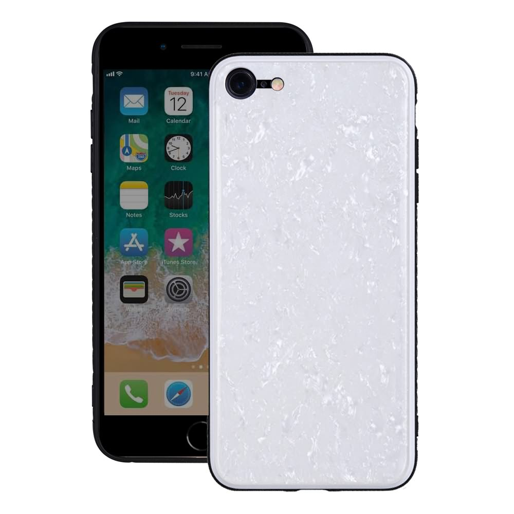 10% OFF + FREE SHIPPING, Buy the BEST PDair Premium Protective Carrying Natural Sea Shell Pattern Protective Fashion Case for iPhone 7 (Crystal White). Exquisitely designed engineered for iPhone 7.