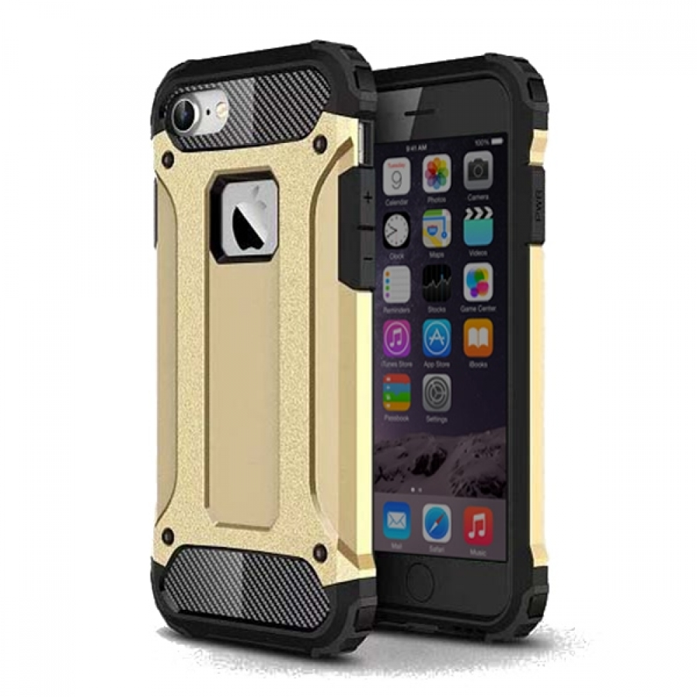 10% OFF + FREE SHIPPING, Buy Best PDair Top Quality iPhone 8 Hybrid Dual Layer Tough Armor Protective Case (Gold) online. Exquisitely designed for iPhone 8. You also can go to the customizer to create your own stylish leather case if looking for additiona