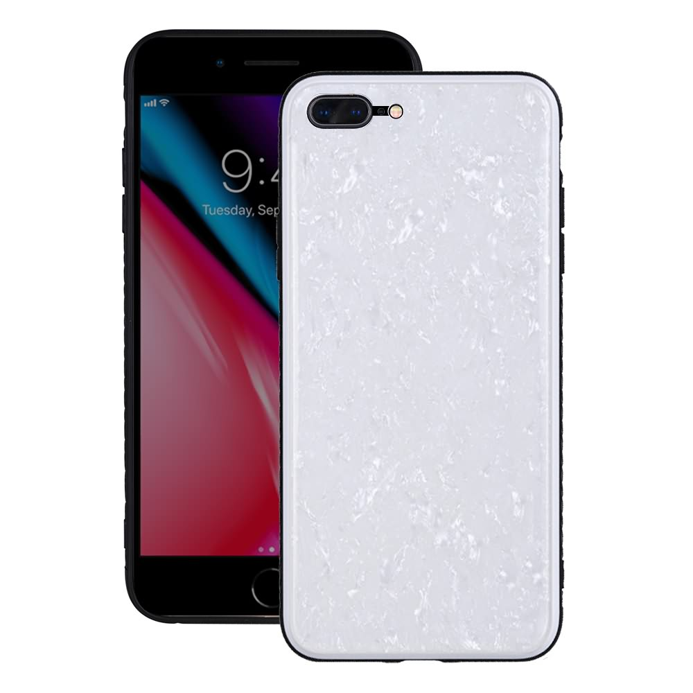10% OFF + FREE SHIPPING, Buy the BEST PDair Premium Protective Carrying Natural Sea Shell Pattern Protective Fashion Case for iPhone 8 Plus (Crystal White). Exquisitely designed engineered for iPhone 8 Plus. iPhone 8 Plus natural sea shell pattern protect