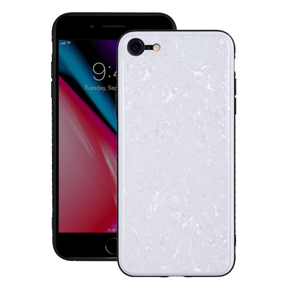 10% OFF + FREE SHIPPING, Buy the BEST PDair Premium Protective Carrying Natural Sea Shell Pattern Protective Fashion Case for iPhone 8 (Crystal White). Exquisitely designed engineered for iPhone 8. iPhone 8 natural sea shell pattern protective fashion cas