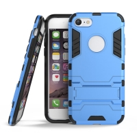 Apple iPhone 8 Tough Armor Protective Case (Blue)