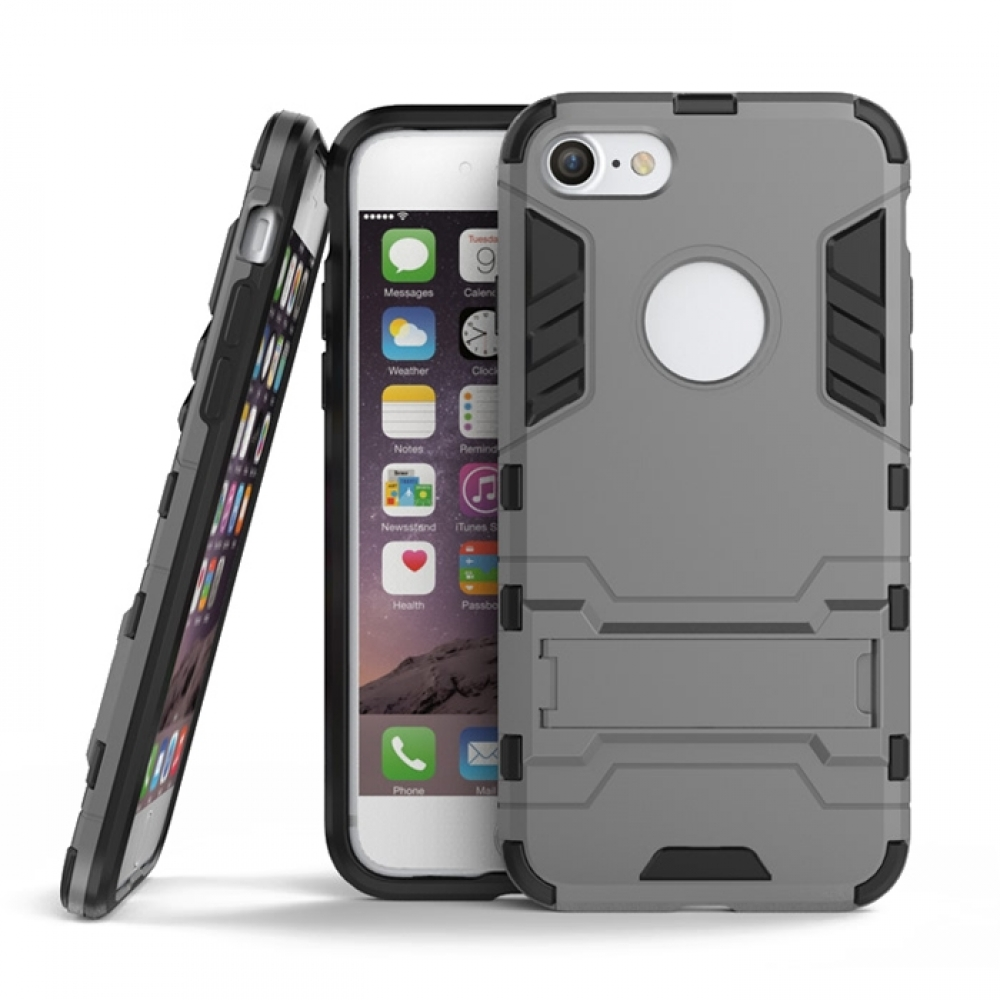 10% OFF + FREE SHIPPING, Buy Best PDair Top Quality iPhone 8 Tough Armor Protective Case (Grey) online. Exquisitely designed engineered for iPhone 8. You also can go to the customizer to create your own stylish leather case if looking for additional color