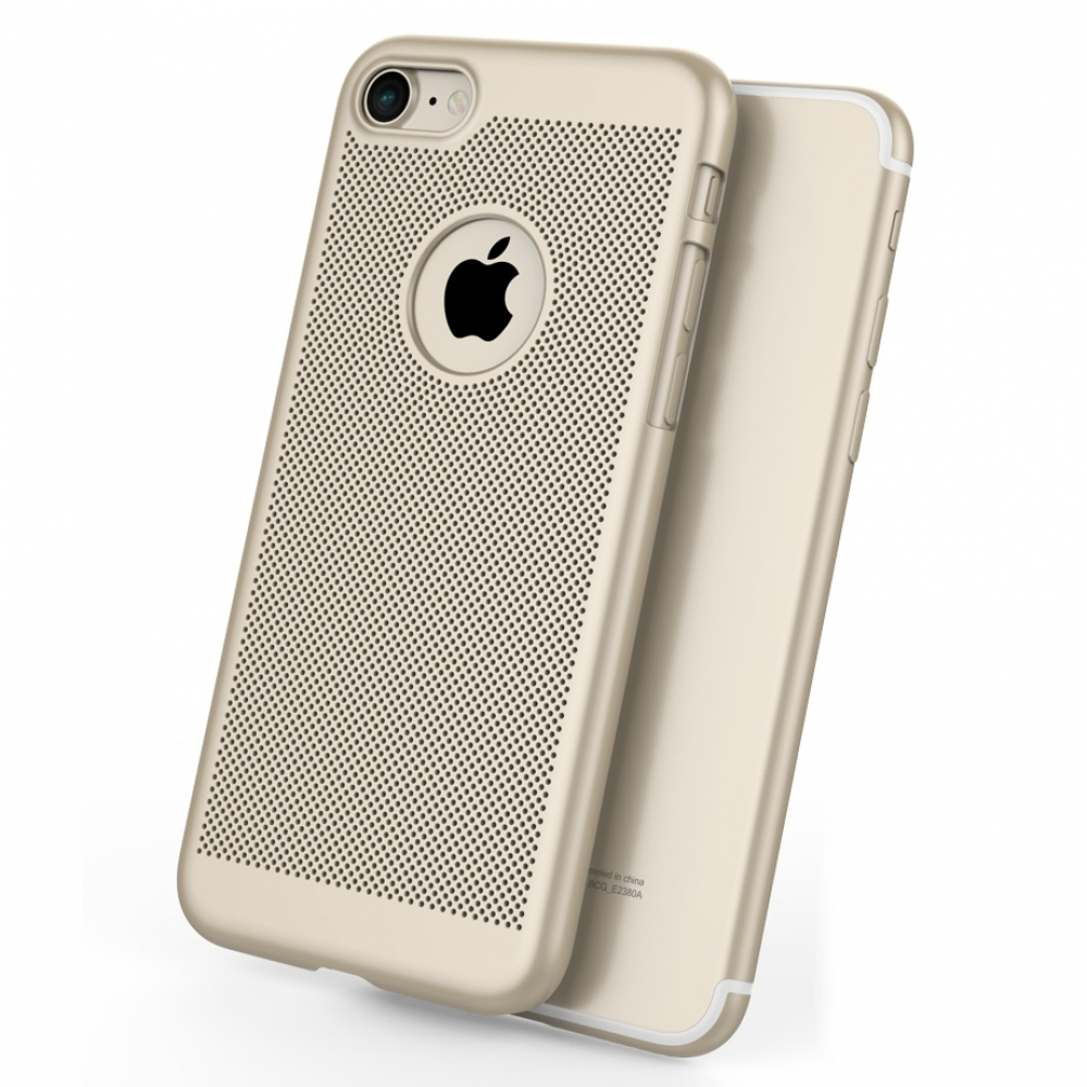 10% OFF + FREE SHIPPING, Buy Best PDair Top Quality iPhone 8 Ultra Slim Shockproof Premium Matte Finish Mesh Hard Case (Gold) online. Designed for iPhone 8. You also can go to the customizer to create your own stylish leather case if looking for additiona