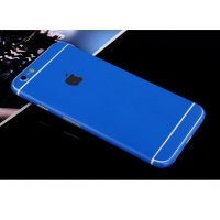 10% OFF + FREE SHIPPING, Buy PDair Top Quality iPhone Decal Wrap Skin Set (Blue) which is available for iPhone 5 | iPhone 5s, iPhone 6 | iPhone 6s, iPhone 6 Plus | iPhone 6s Plus, iPhone SE. You also can go to the customizer to create your own stylish lea