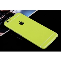 10% OFF + FREE SHIPPING, Buy PDair Top Quality iPhone Decal Wrap Skin Set (Lime) which is available for iPhone 5 | iPhone 5s, iPhone 6 | iPhone 6s, iPhone 6 Plus | iPhone 6s Plus, iPhone SE. You also can go to the customizer to create your own stylish lea