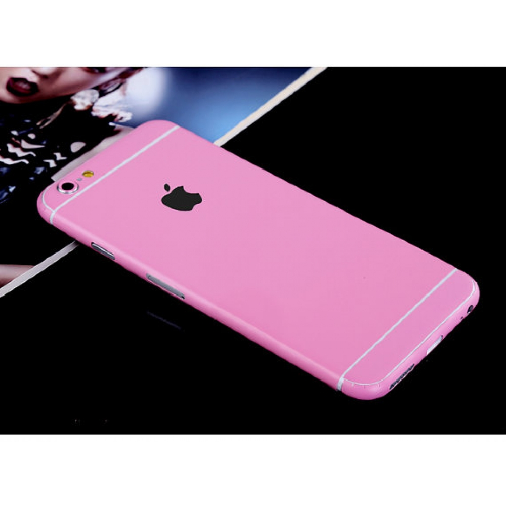 10% OFF + FREE SHIPPING, Buy PDair Top Quality iPhone Decal Wrap Skin Set (Pink) which is available for iPhone 5 | iPhone 5s, iPhone 6 | iPhone 6s, iPhone 6 Plus | iPhone 6s Plus, iPhone SE. You also can go to the customizer to create your own stylish lea