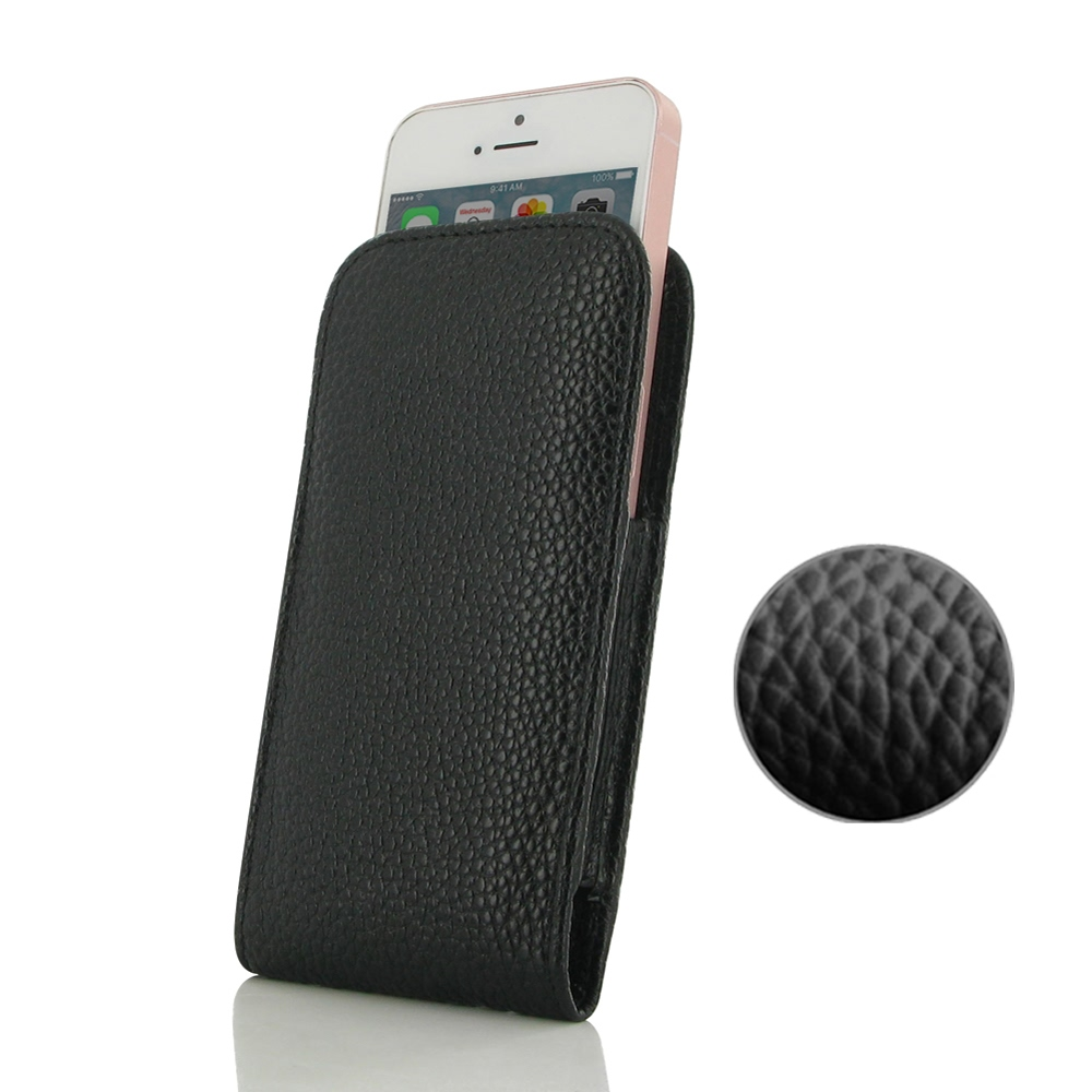 10% OFF + FREE SHIPPING, Buy Best PDair Quality Handmade Protective iPhone SE Genuine Leather Sleeve Pouch Case (Black Stitching) online. You also can go to the customizer to create your own stylish leather case if looking for additional colors, patterns