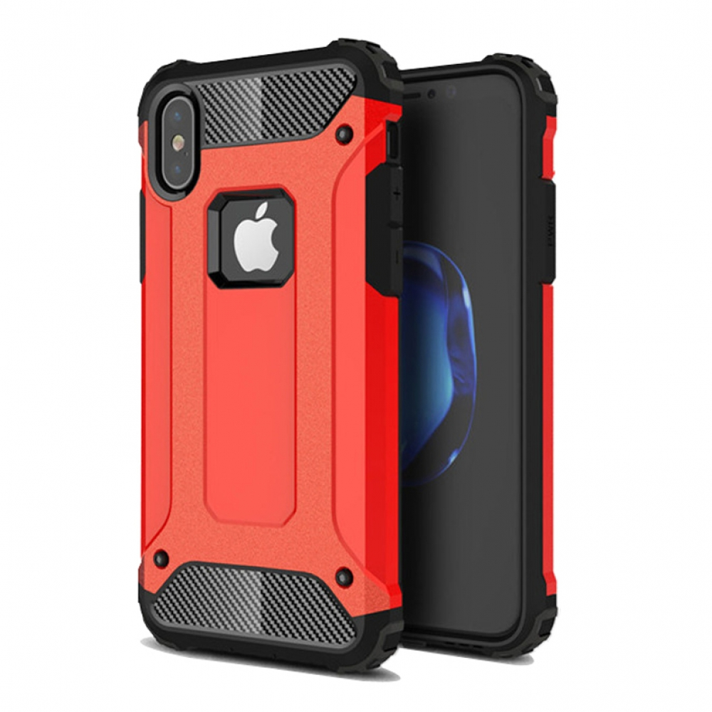 10% OFF + FREE SHIPPING, Buy Best PDair Premium Protective iPhone X | iPhone 10  Hybrid Dual Layer Tough Armor Protective Case (Red).  You also can go to the customizer to create your own stylish leather case if looking for additional colors, patterns and
