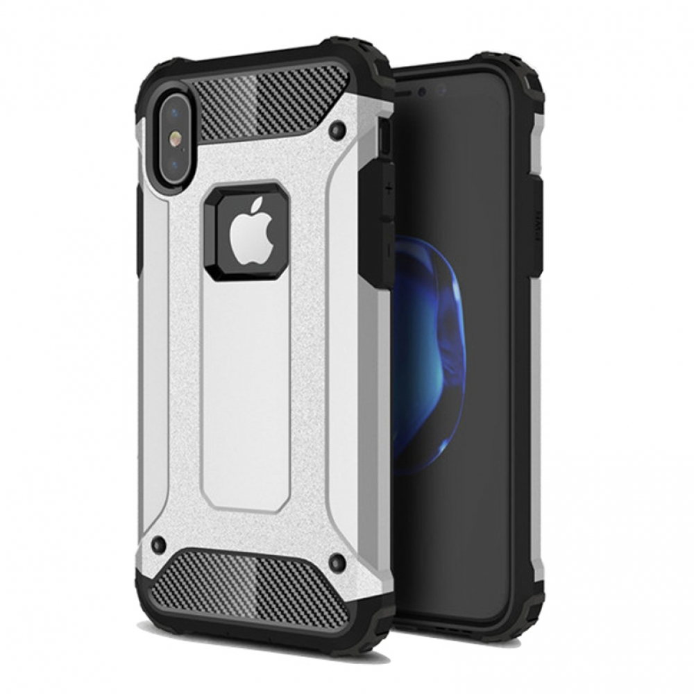 10% OFF + FREE SHIPPING, Buy Best PDair Premium Protective iPhone X | iPhone 10  Hybrid Dual Layer Tough Armor Protective Case (Silver).  You also can go to the customizer to create your own stylish leather case if looking for additional colors, patterns