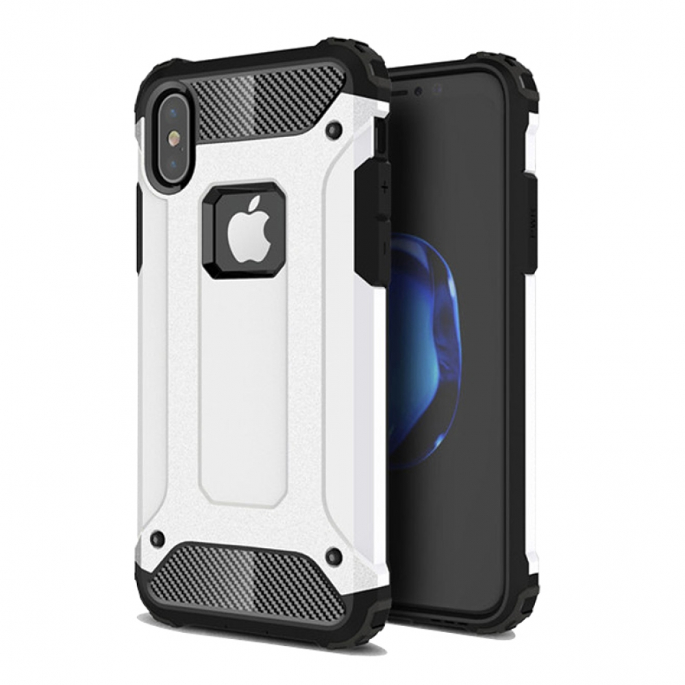 10% OFF + FREE SHIPPING, Buy Best PDair Premium Protective iPhone X | iPhone 10  Hybrid Dual Layer Tough Armor Protective Case (White).  You also can go to the customizer to create your own stylish leather case if looking for additional colors, patterns a