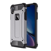 10% OFF + FREE SHIPPING, Buy the BEST PDair Premium Protective Carrying iPhone XR  Hybrid Dual Layer Tough Armor Protective Case (Grey). Exquisitely designed engineered for iPhone XR.