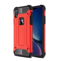 10% OFF + FREE SHIPPING, Buy the BEST PDair Premium Protective Carrying iPhone XR  Hybrid Dual Layer Tough Armor Protective Case (Red). Exquisitely designed engineered for iPhone XR.