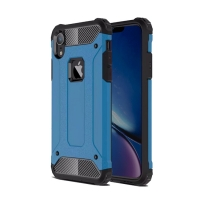 10% OFF + FREE SHIPPING, Buy the BEST PDair Premium Protective Carrying iPhone XR  Hybrid Dual Layer Tough Armor Protective Case (Skyblue). Exquisitely designed engineered for iPhone XR.