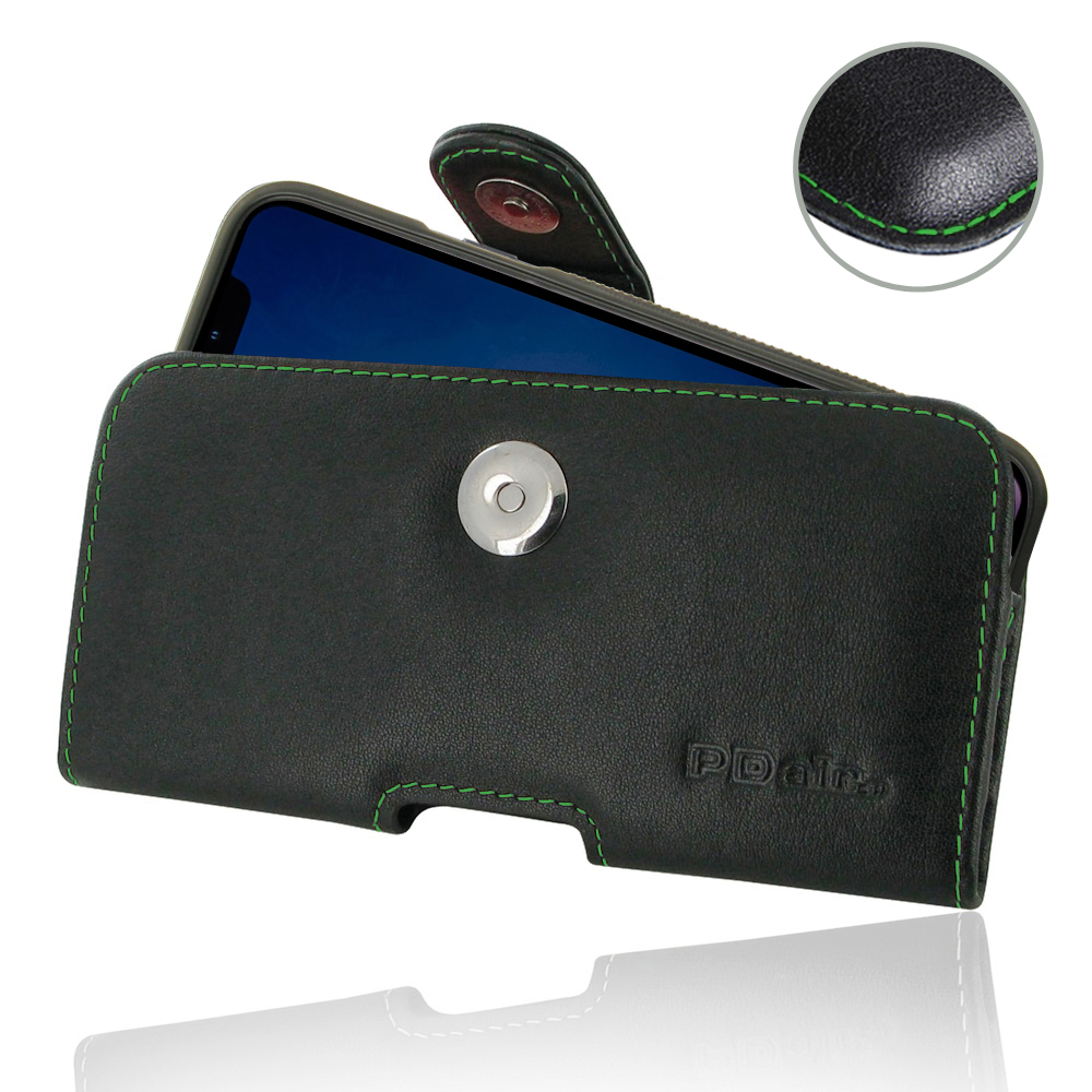 10% OFF + FREE SHIPPING, Buy the BEST PDair Top Quality Full Grain Handcrafted Premium Protective iPhone XR (in Slim Cover) Holster Case (Green Stitch) online. Exquisitely designed engineered for iPhone XR.