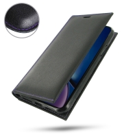 10% OFF + FREE SHIPPING, Buy the BEST PDair Handcrafted Premium Protective Carrying iPhone XR Leather Folio Flip Wallet Case (Purple Stitch). Exquisitely designed engineered for iPhone XR.