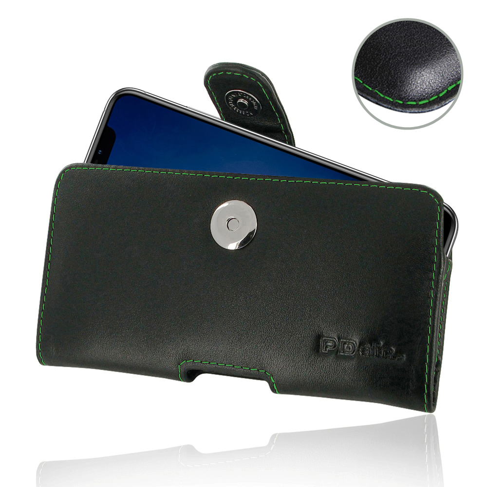 10% OFF + FREE SHIPPING, Buy the BEST PDair Handcrafted Premium Protective Carrying iPhone XR Leather Holster Case (Green Stitch). Exquisitely designed engineered for iPhone XR.