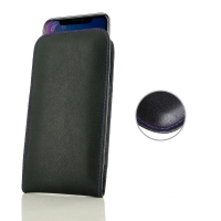 10% OFF + FREE SHIPPING, Buy the BEST PDair Handcrafted Premium Protective Carrying iPhone XR Leather Sleeve Pouch Case (Purple Stitch). Exquisitely designed engineered for iPhone XR.